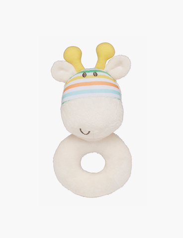 Picture of Pink Giraffe Rattle